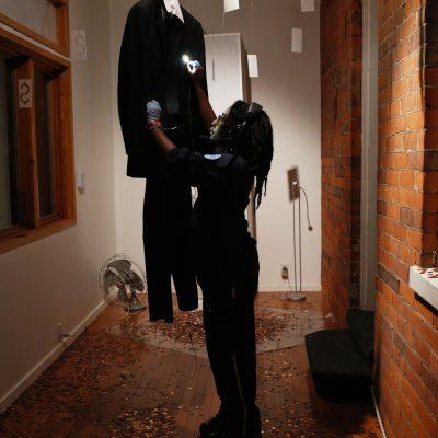 Vitals (2014). Rashida Shaw. Photo by Mike Barlas.