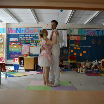 Mr. Marmalade (2012). Amy Keating, Philip Riccio. Photo by Shira Leuchter.
