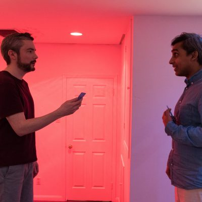 TomorrowLove (2016). Paul Dunn, Anand Rajaram. Photo by Neil Silcox.