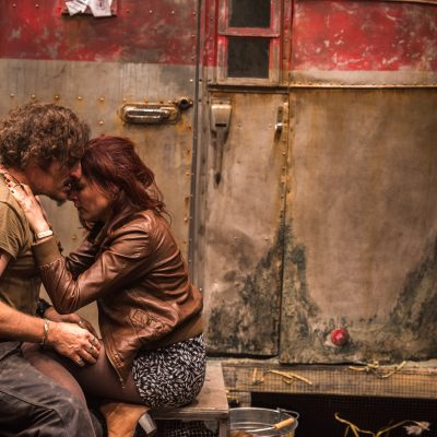Jerusalem (2018). Kim Coates, Diana Donnelly. Photo by Dahlia Katz.