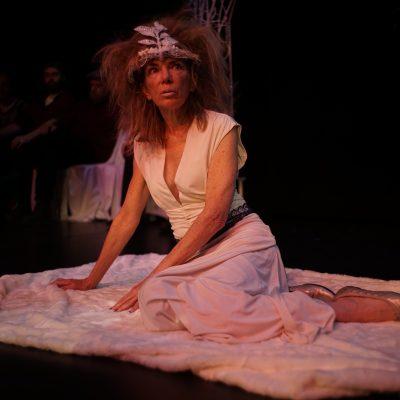 A Midwinter Night's Dream (2014). Susanne Egier. Photo by Sam Godfrey.