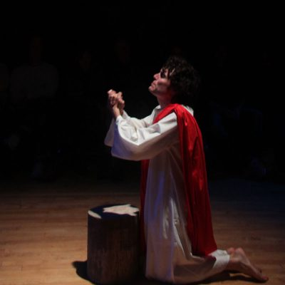 Passion Play (2013). Andrew Kushnir. Photo by Keith Barker.