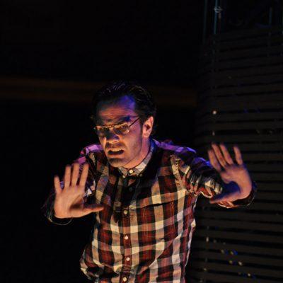 Terminus (2012). Adam Kenneth Wilson. Photo by Sarah Miller-Garvin.