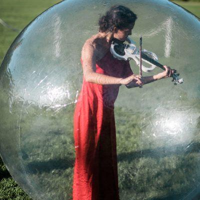Emily Lukasik. Photo by Scott Cooper. Design by Anahita Dehbonehie.