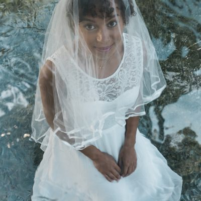Caitlyn MacInnes. Photo by Scott Cooper. Design by Anahita Dehbonehie.